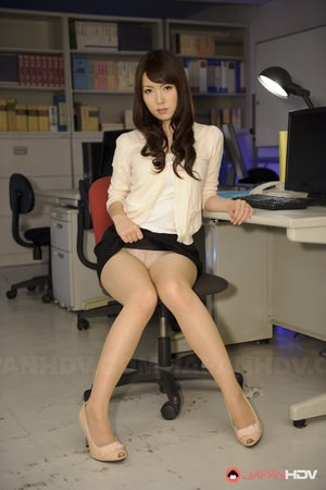 Naked Office Porn