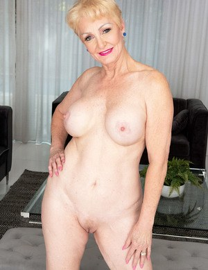 Naked granny nude seems